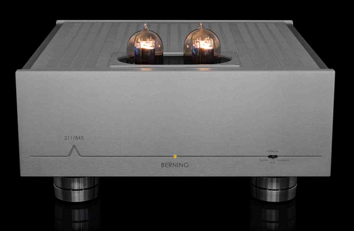 Tube Amplifiers For High End Audio By The David Berning Company Pushpull 45 Blog 211 845 Monoblock